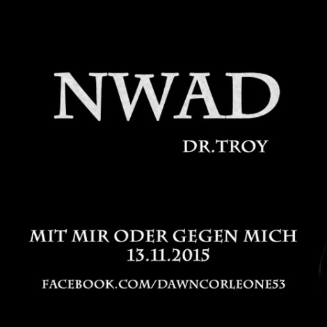 NWAD – Dr. Troy
